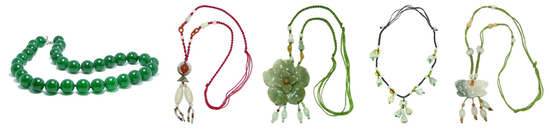 Buy Chinese Jade Necklaces Online